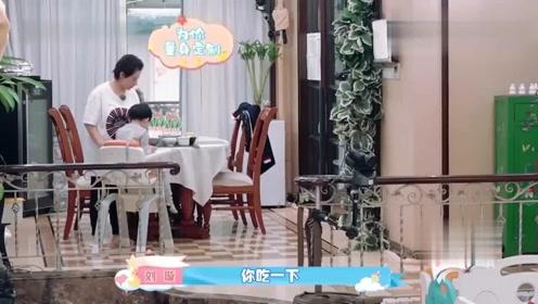 """刘璇严格管教儿子三岁前不吃糖,王弢发美食被指""""糖衣炮弹""""!!"""