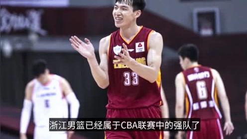 浙江男篮重磅签约,44+12超级外援即将归来,吴前迎来好帮手
