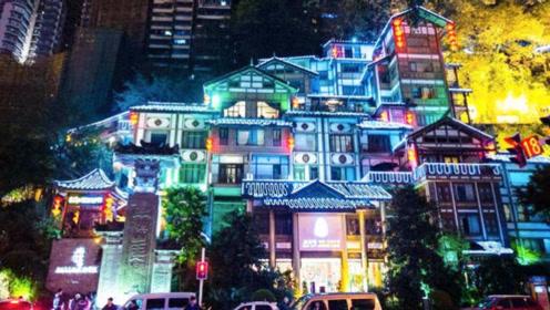 重庆旅游火了洪崖洞已经水泄不通,要收门票了?你同意还是反对?