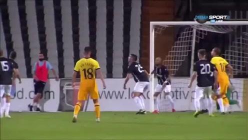 体育:欧联4分钟2球,1分钟2红热刺21逆转普罗夫迪夫火车头