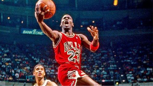 """乔丹奥运最""""非人类""""的扣篮,不愧是篮坛唯一的神,没人能复制!"""