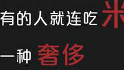 世界粮食日公益广告《米饭》微电影视频作品
