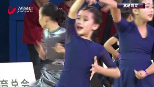 老中青齐参与 体育舞蹈总决赛展身手