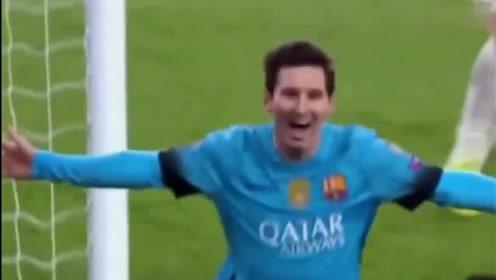 苏亚雷斯内马尔梅西有多强?打起欧冠对手后防线不堪一击