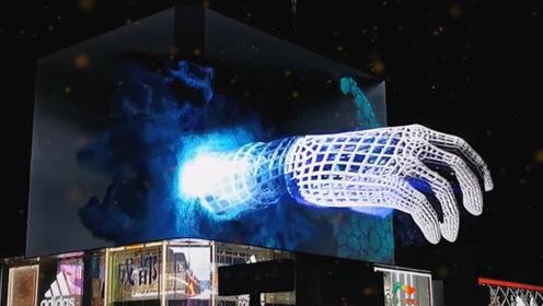 成都街区3D视频效果,科技很真实