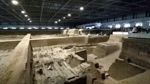 西安兵马俑二号坑,开放多年,为啥没全面挖掘