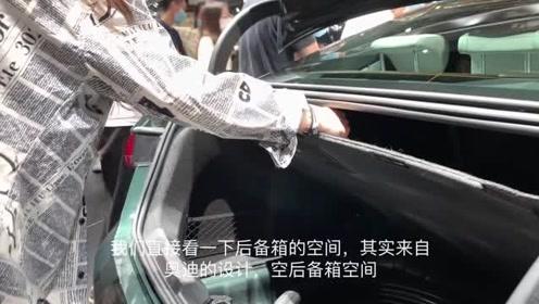 2020广州车展视频评车:全新奥迪A3L