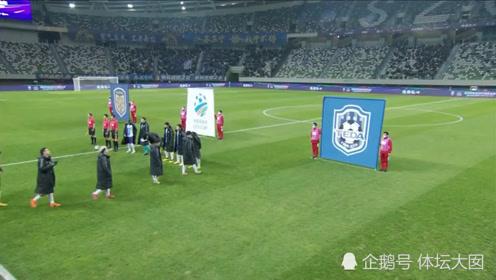 江苏苏宁1-1天津泰达