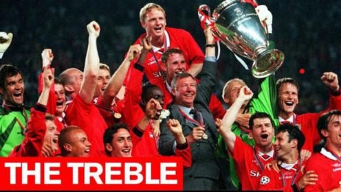满满的回忆!现场实拍99年欧冠半决赛后的曼联更衣室,个个都是熟悉的面孔