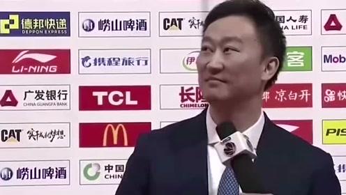CBA名场面-联赛经典口误合集 谷玥勺、张维伟指导、胡明轩哥哥