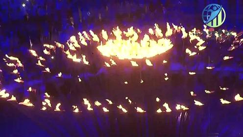 10次最精彩的奥运会点火仪式,你最喜欢哪一个?