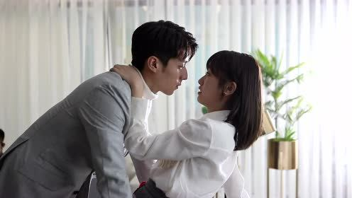 BTS: Time is forgotten during the kissing scene | Hello Mr. Gu