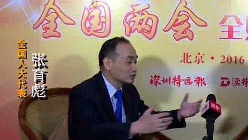 张育彪:转型升级 南岭村应发展多元化产业