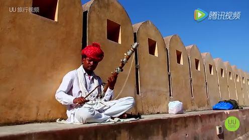 印度一座粉色之城斋普尔 迷人的世界之城
