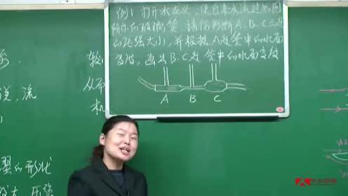 新版八年級物理下冊第九章 壓強9.4 流體壓強與流速的關系