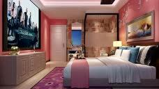 尚泰装饰集团/酒店公寓装修--黑色系酒店案例--新亚酒店