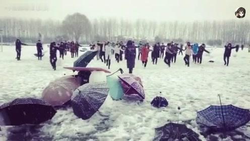 南方人遇见下雪后是种什么样的体验?