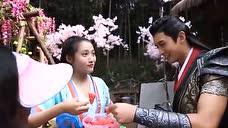 《轩辕剑之汉之云》花絮:张云龙蹭吃西瓜,和关晓彤互怼很有趣
