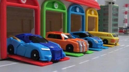 传奇英雄儿童玩具汽车玩滑滑梯