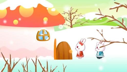 兔小贝公益剧:冬眠的动物不吃不喝,不会饿死的嘛