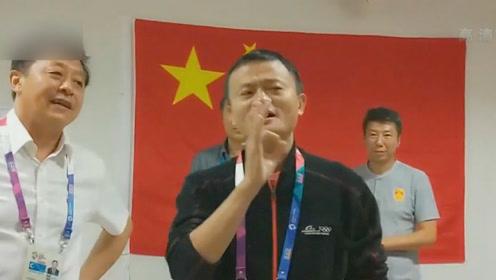中国女足被日本绝杀赛后:马云走进更衣室!最后一段话掌声一片