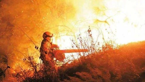 沈阳棋盘山突发森林火灾,这次灾情处置很给力,设备先进人员充足!