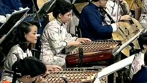 《二泉映月》经典名曲98维也纳金色大厅虎年春节中国民族音乐会  民乐群星