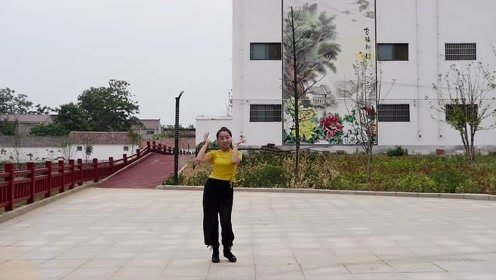 蜜罐原创广场舞《天蓬大元帅》搞笑风趣,附分