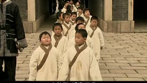 郑和下西洋:小郑和成了太监,被送进皇宫,伺候主人们