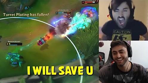 LOL:当你想要成为拯救世界的英雄的时候