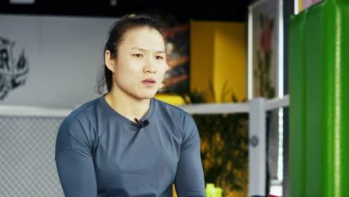 张伟丽专访:成为冠军后太多事 传统武术是有用的