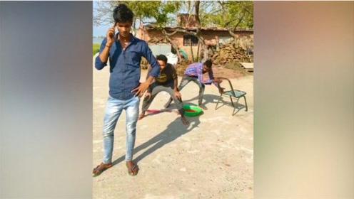 搞怪爆笑印度人 ,恶搞视频好好笑