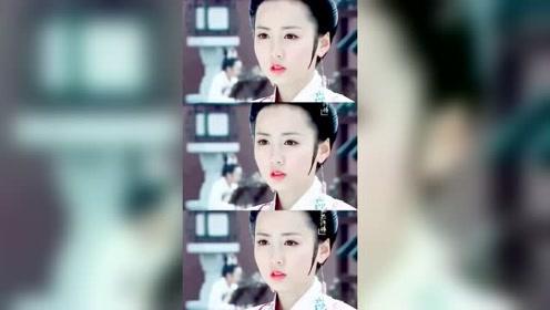 吕一身上有一种很特别的气质,她真正诠释了什么叫楚楚可怜,从内而外的美!