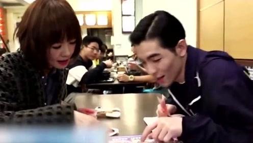 萧敬腾带鲁豫吃台湾特色美食,恕我直言,这是我见过最抠门的节目组了!
