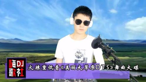 3D环绕版火辣重低音《美丽大草原DTS》舞曲串烧大碟!