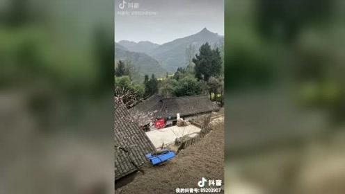 农村大山生活视频