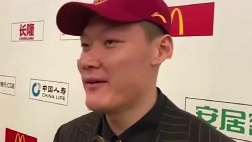 张宁:踏入CBA需要重新证明自己,我体重大是为进入CBA做准备