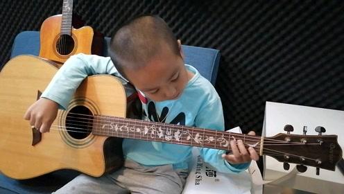 魏家骏/真的爱你/吉他
