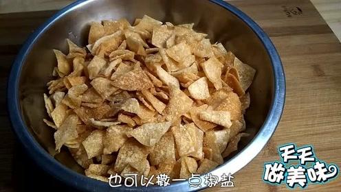 饺子皮别包饺子了,这个做法比包子简单,比饺子好吃,太香了