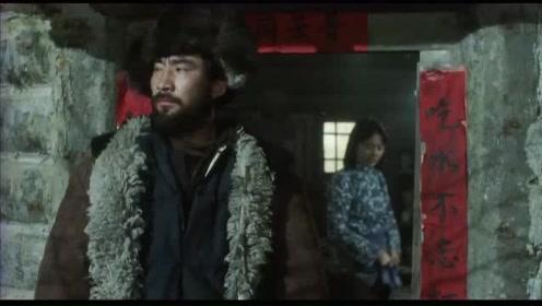 剧情电影:三个人的冬天,还原40年代东北农村的特殊习俗