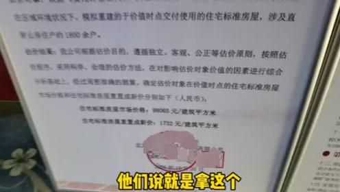 北京前门大栅栏西街附近房屋腾退,能补偿多少钱?看到价格后大吃一惊