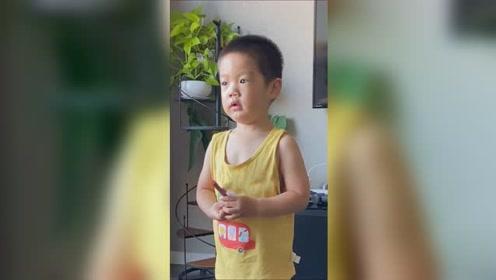 清华父母用孩子角度幽默讲述生活日常 网友直呼:好可爱!