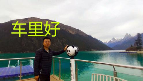 小伙冬游西藏,到达5A景区巴松措,有宾馆免费住,但还是住车里好