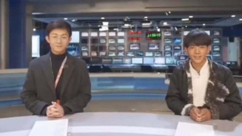 丁真客串主持人藏語播報,沉穩得體一點也不怯場,聲音簡直太蘇了!
