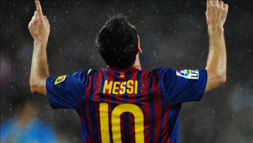 大爆发!梅西2008-09赛季精彩表现集锦