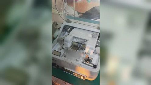 田洼半自动眼镜磨边机使用视频––潍坊正华视光科技