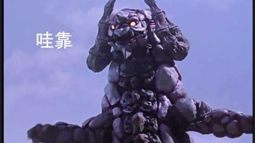 迪迦奥特曼,怪兽这么可爱,迪迦你怎么能打他!
