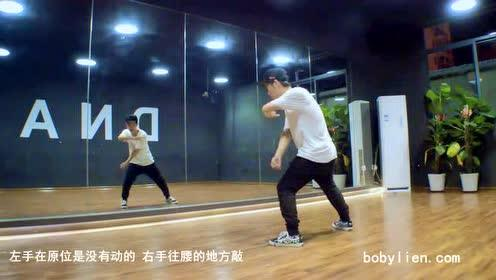 exo call me baby 舞蹈教程 专业舞蹈教学分解视频by bobylie