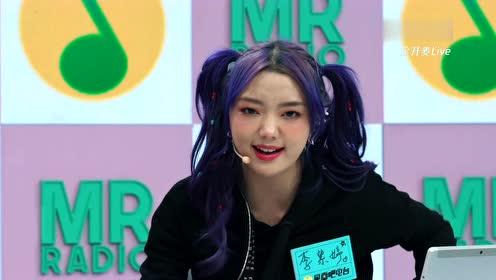 李紫婷现场用四种情绪演唱音乐剧,神仙姐姐不仅唱歌好听,还是演技派!