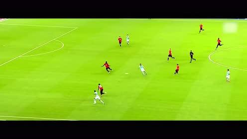 攻防一体制霸红魔边路 万比萨卡让曼联最高价边路引援物超所值